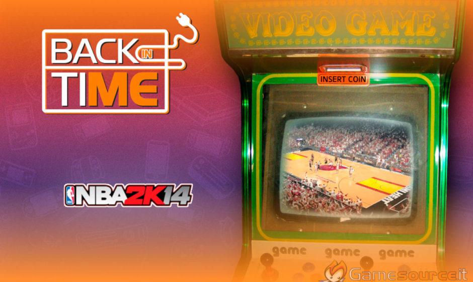 Back in Time - NBA 2K14
