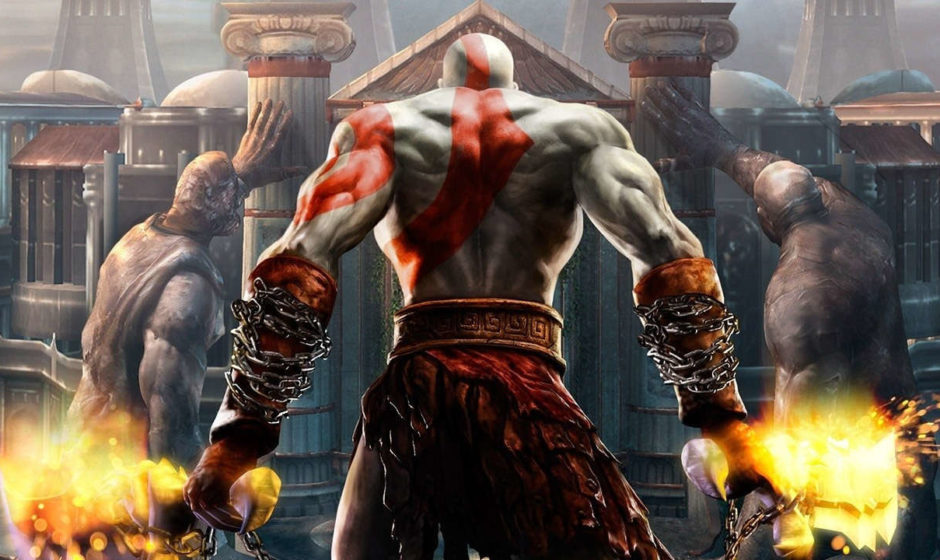 God of War: patch next-gen al top