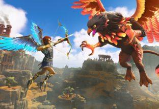 Immortals Fenyx Rising: PS5 e Switch a confronto
