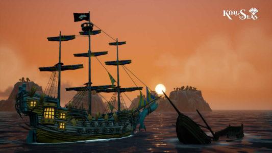King of Seas – Anteprima