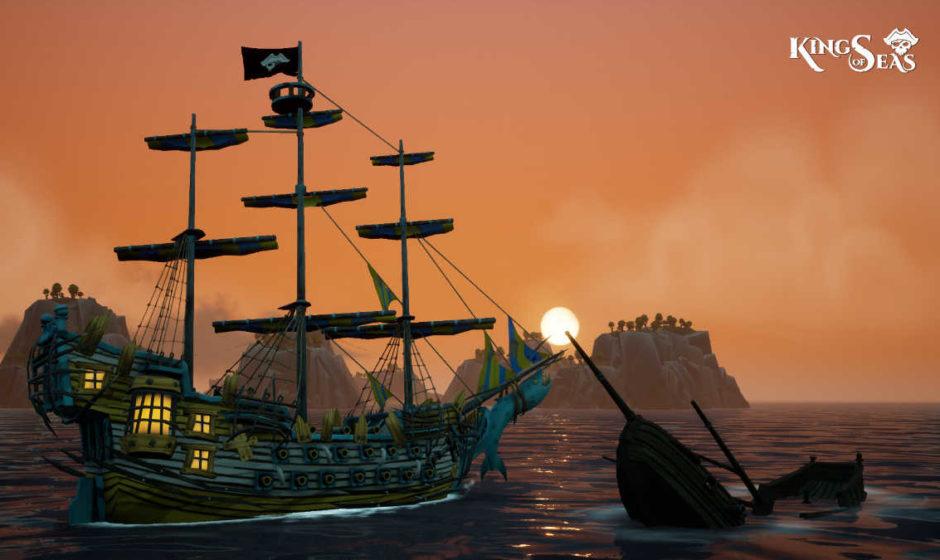King of Seas - Anteprima