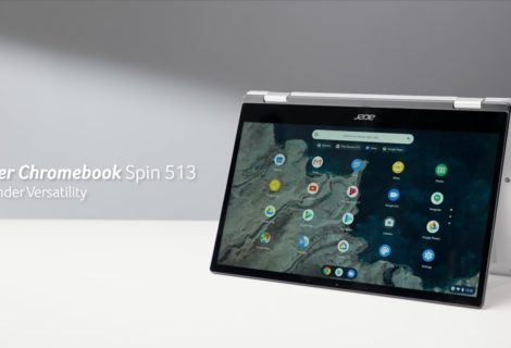 Acer presenta Chromebook Qualcomm Snapdragon 7c