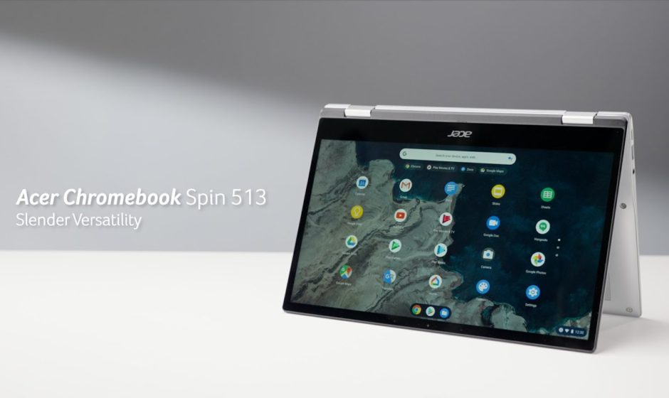 Acer presenta Chromebook Qualcomm Snapdragon 7c