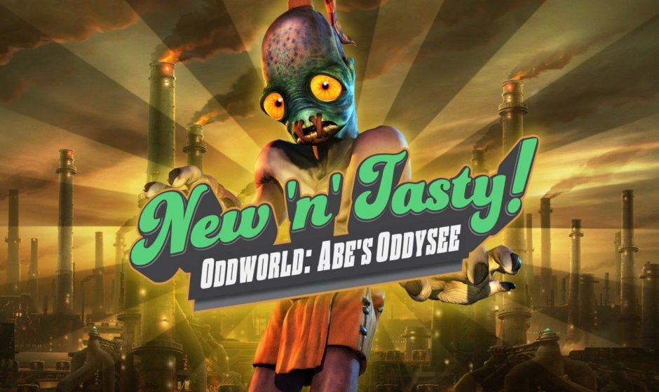 Oddworld: New 'n' Tasty! - Recensione Switch