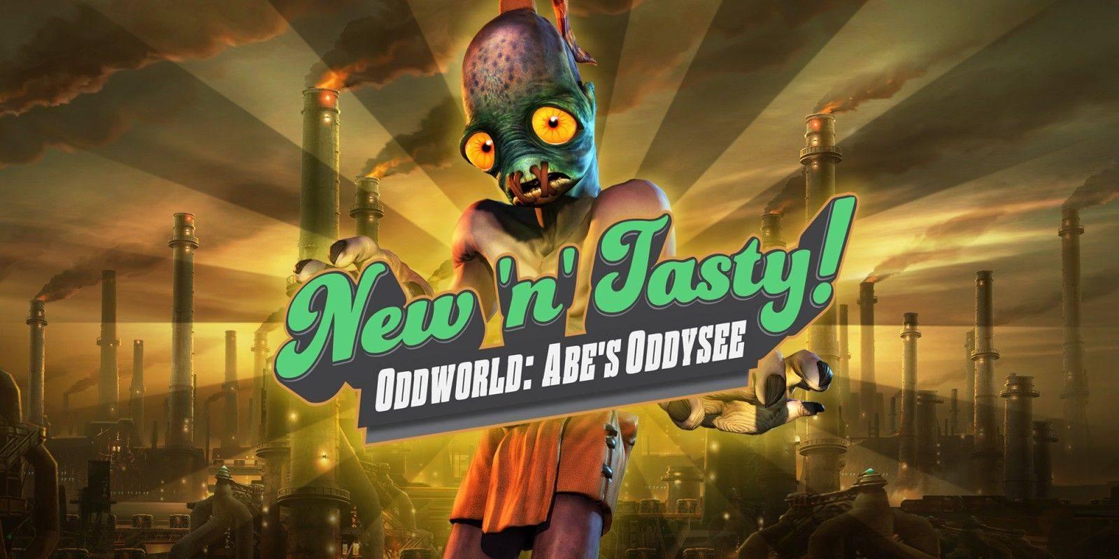 Oddworld: New 'n' Tasty! – Recensione Switch