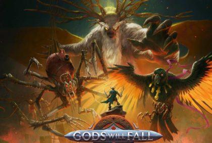 Gods Will Fall - Anteprima