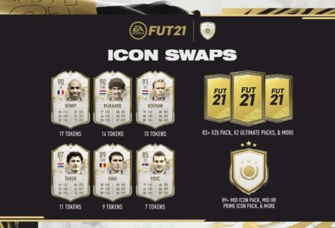 FIFA 21: I nostri consigli per le Icon Swap Pt. 1