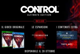 Control: Ultimate Edition PS5 supporta Dualsense