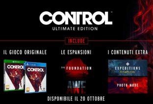 Control: Ultimate Edition PS5 supporta Dualsense