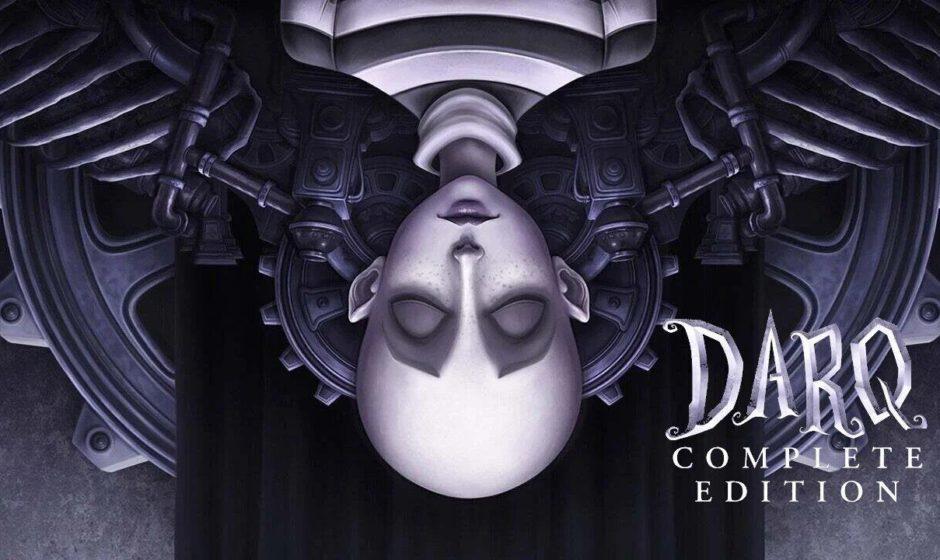 DARQ: Complete Edition è disponibile da oggi