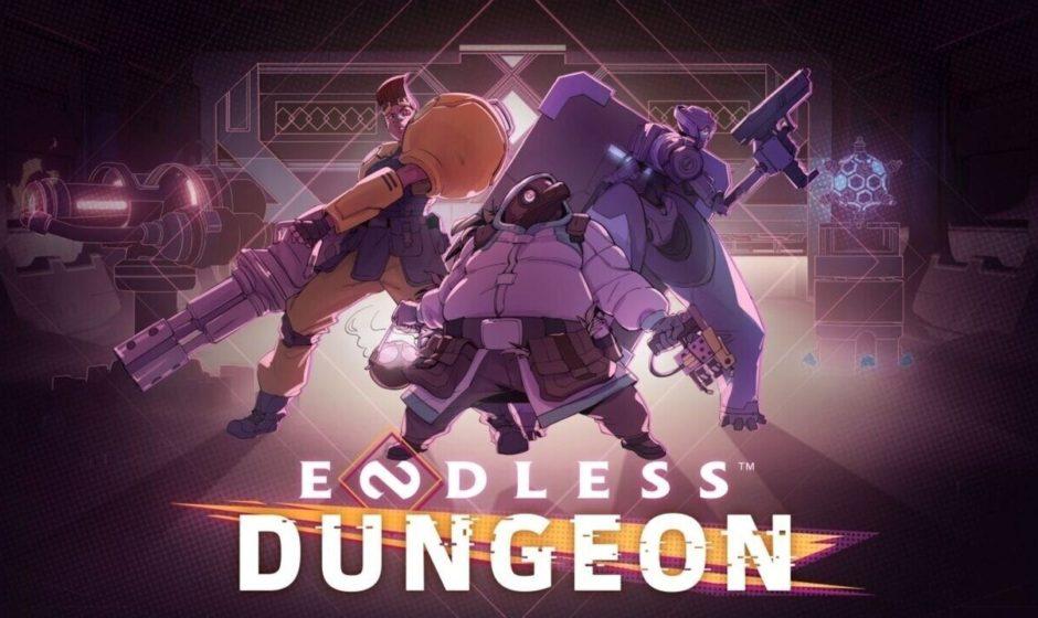 Endless Dungeon annunciao ai TGA
