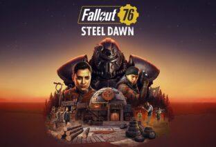 Fallout 76: Alba d'acciaio si mostra in trailer