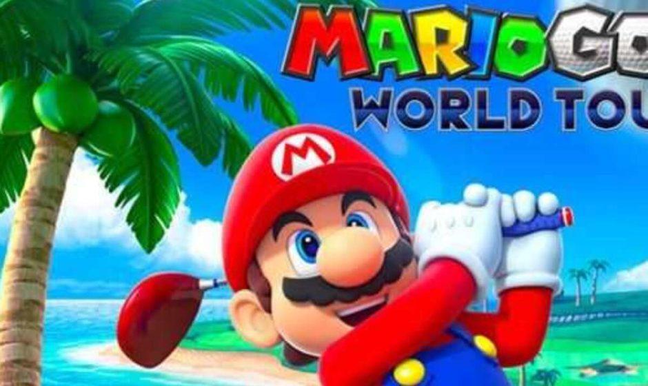 Mario Golf e Golden Sun su Nintendo Switch?