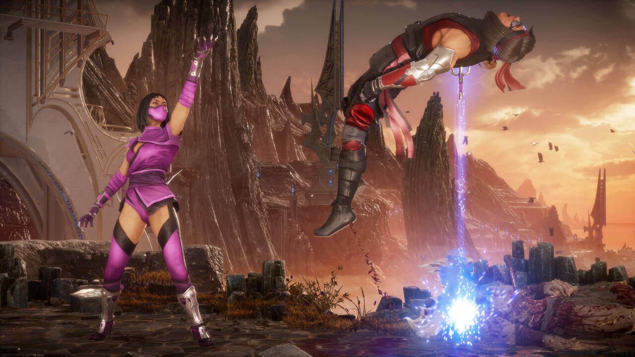 Mortal Kombat 11 Ultimate Mileena