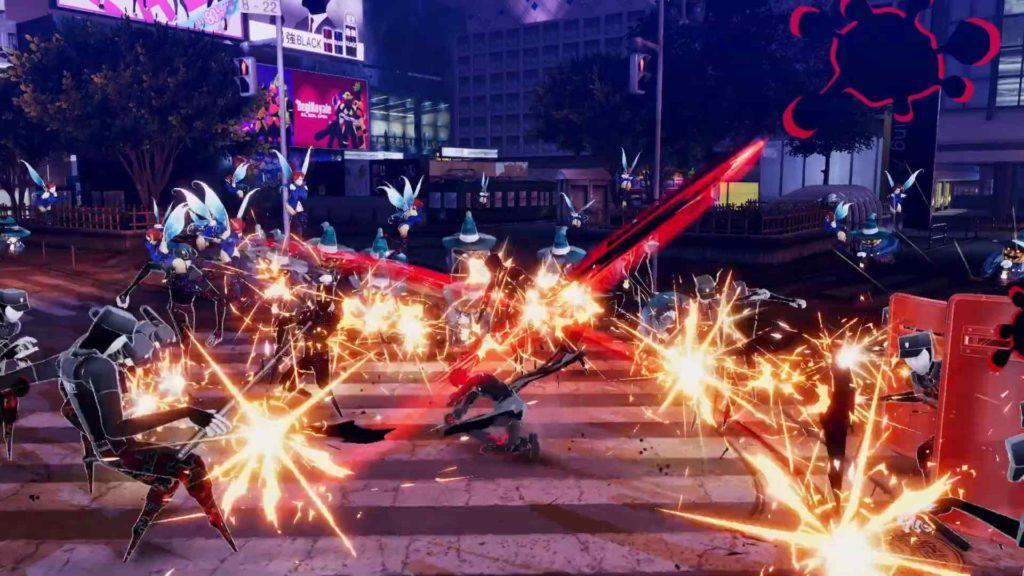 Persona 5 Strikes - Provato