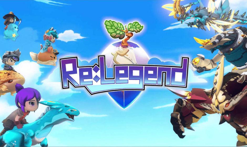 Re:Legend: annunciato il periodo di uscita