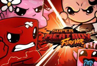 Super Meat Boy Forever: data di uscita annunciata