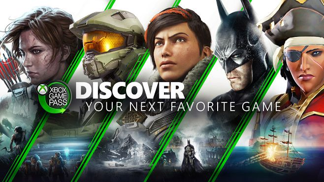 Xbox Game Pass annunci