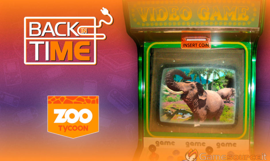 Back in Time - Zoo Tycoon