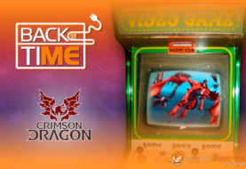 Back in Time - Crimson Dragon