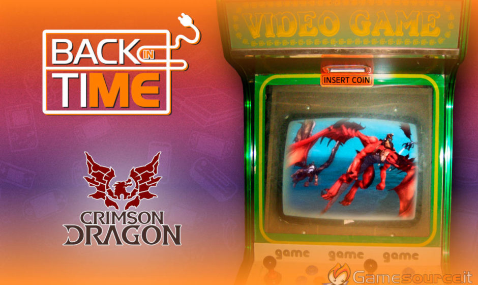 Back in Time - Crimson Dragon