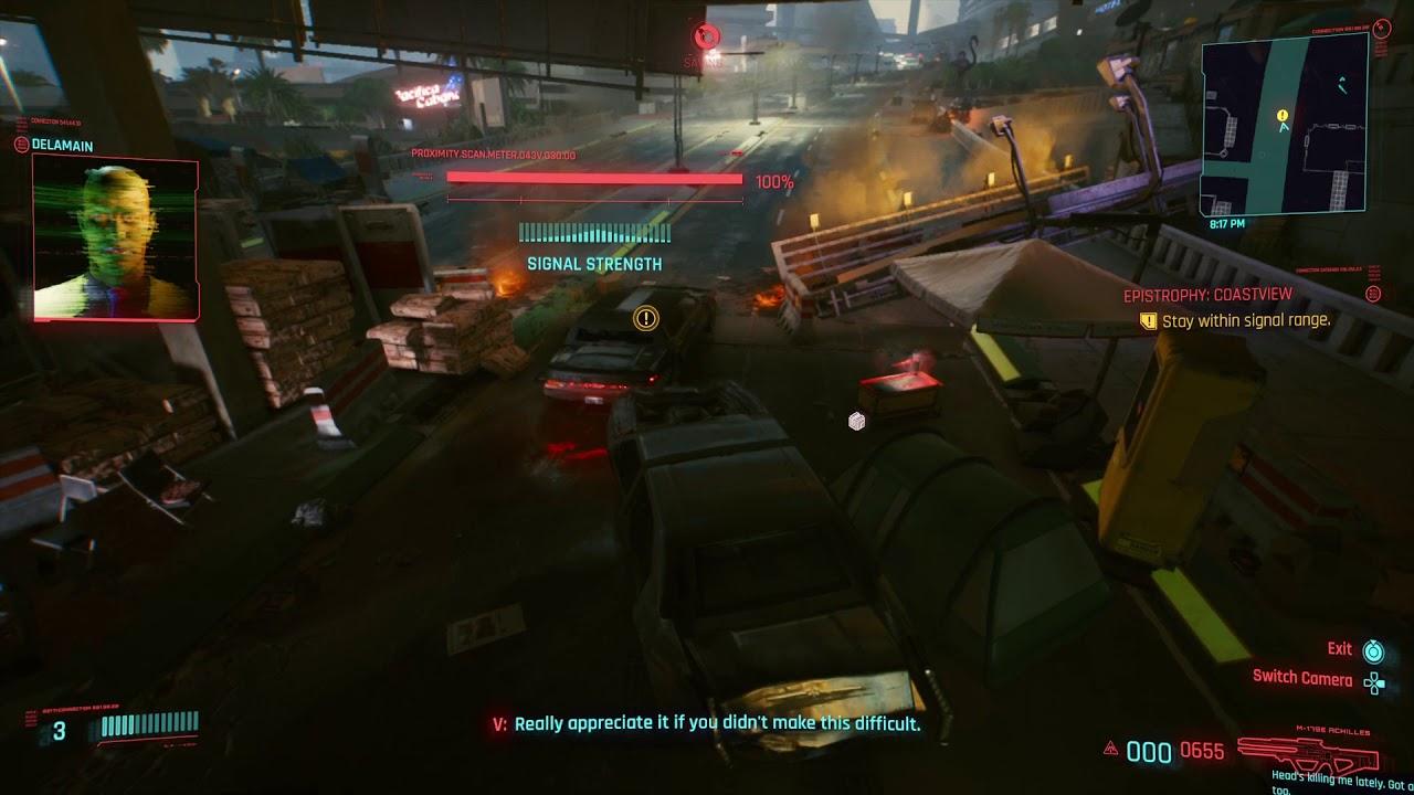 Cyberpunk 2077 taglie ricompense