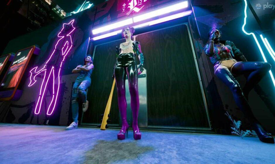 Cyberpunk 2077: una speedrun un po' particolare