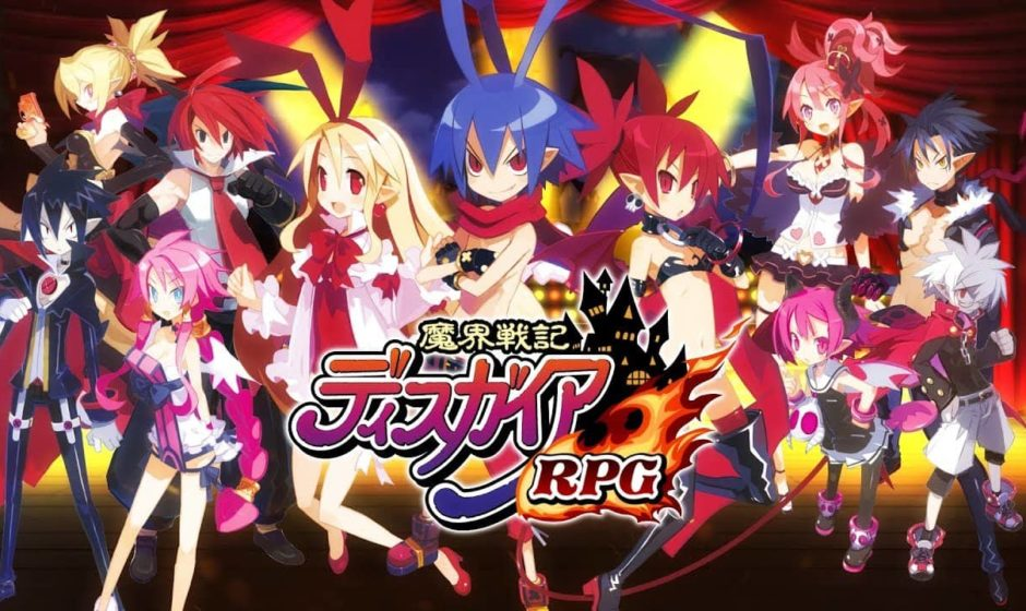 Disgaea RPG: disponibile dalla primavera del 2021