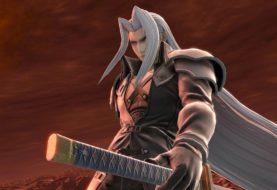 Super Smash Bros., l'update introduce Sephiroth