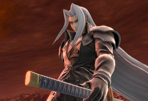 Super Smash Bros., l'update introduce Sephiroth