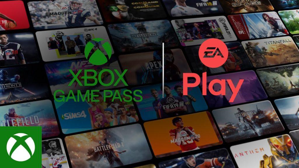 xbox game pass ea access