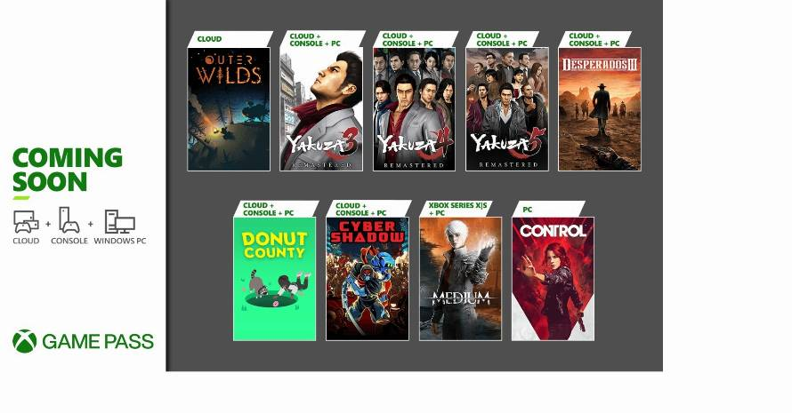 Xbox Game Pass The Medium