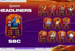 FIFA 21, arriva l'SBC dedicata a James Tavernier!