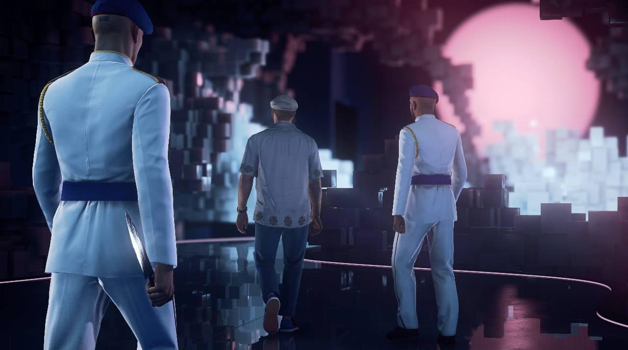 Ecco un assaggio di Hitman 3 col PlayStation VR