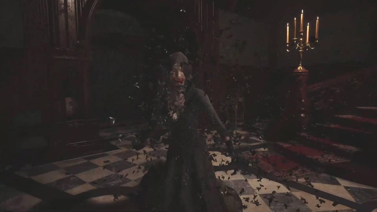 ResidenT Evil RE: Verse gameplay