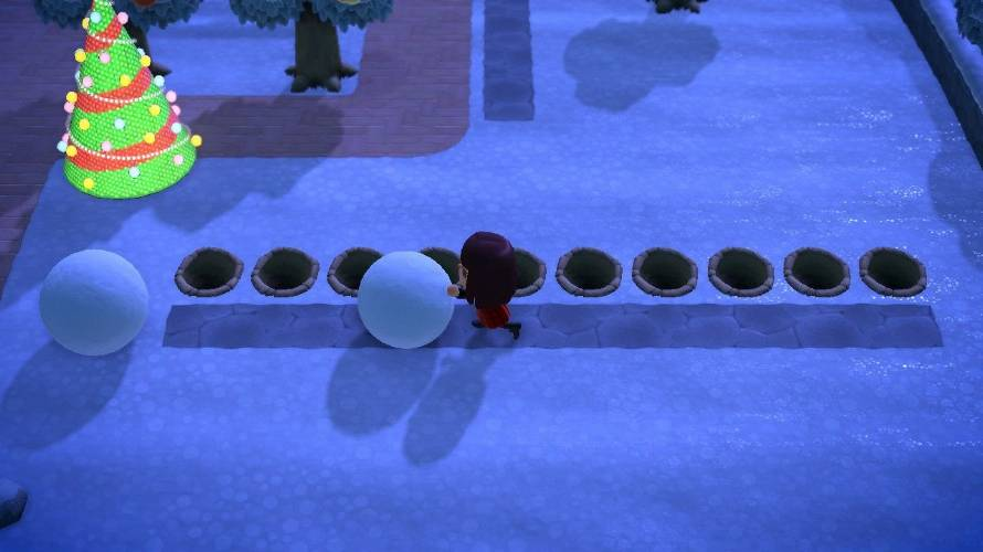 Animal Crossing pupazzo