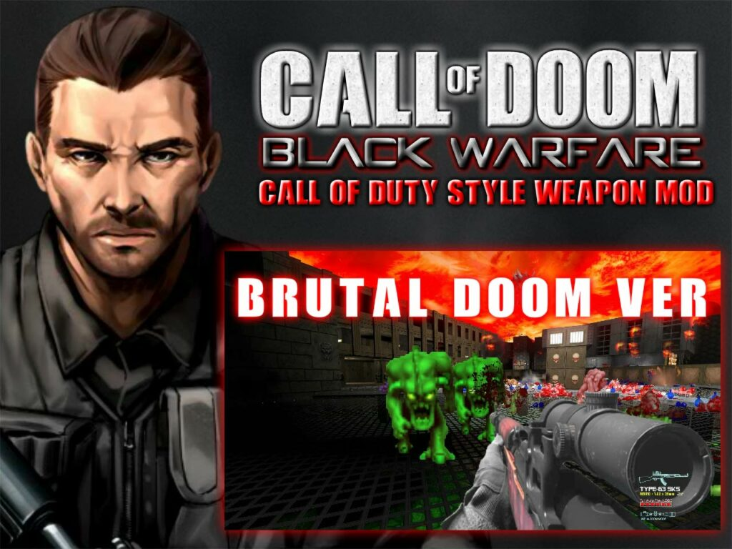 Call of DOOM: Black Warfare