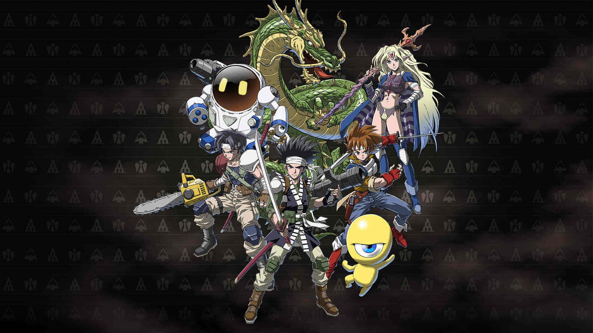 Collection of SaGa Final Fantasy Legend – Recensione