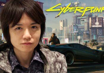 Cyberpunk 2077: Sakurai commenta la situazione