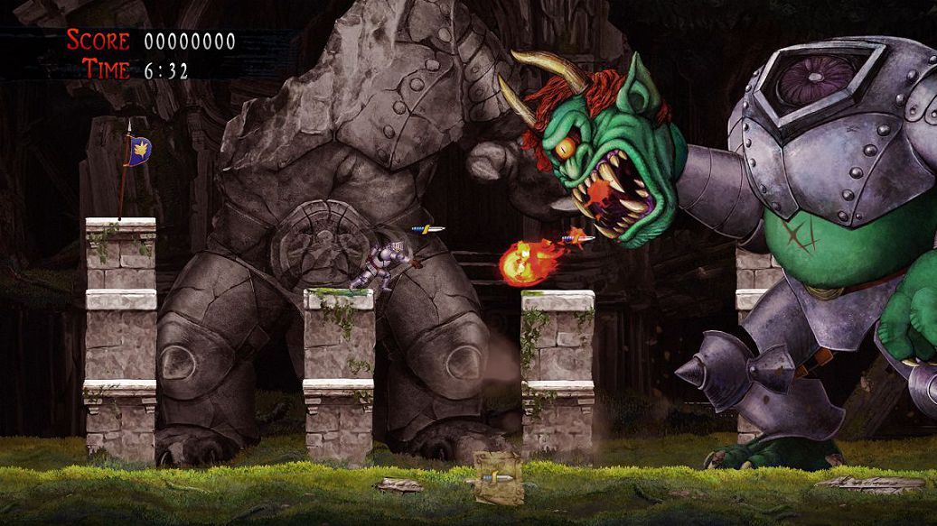 Ghosts 'n Goblins Resurrection nuovo video