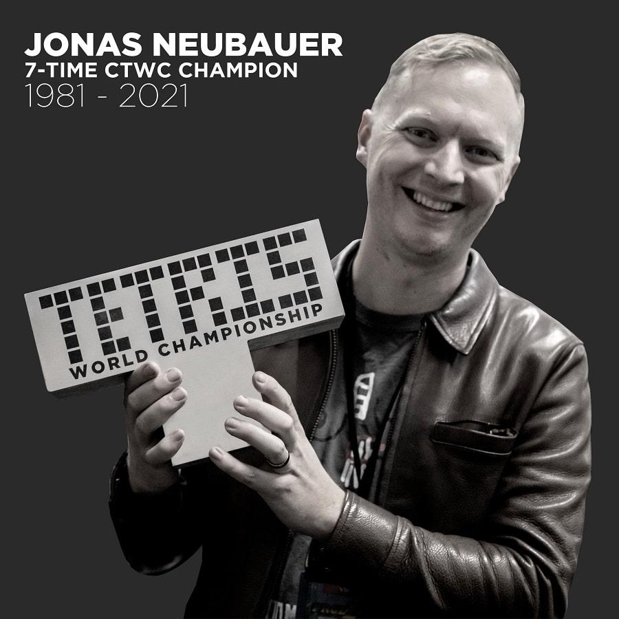 Jonas Neubauer Tetris
