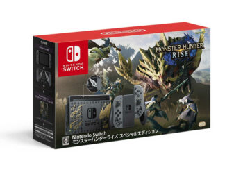Monster Hunter Rise tinge Nintendo Switch!