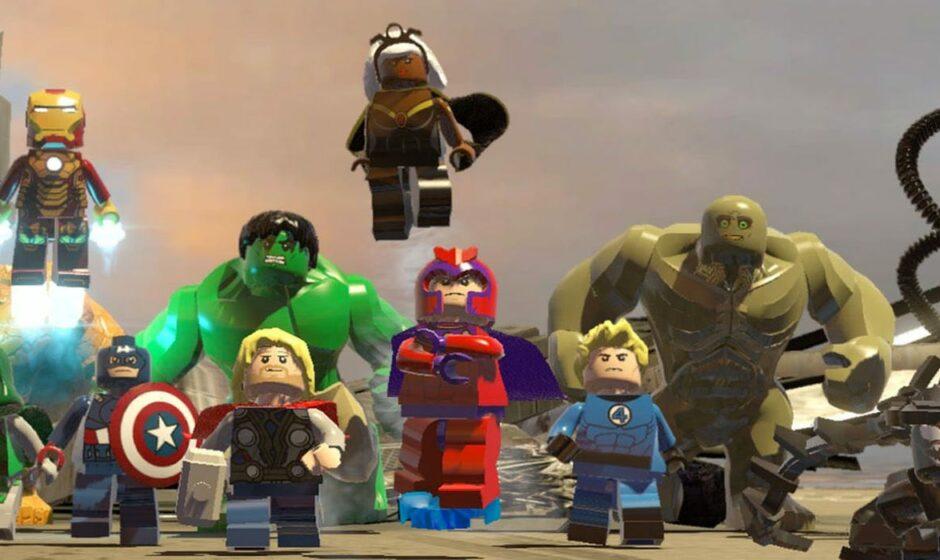 LEGO Marvel Super Heroes su Nintendo Switch?