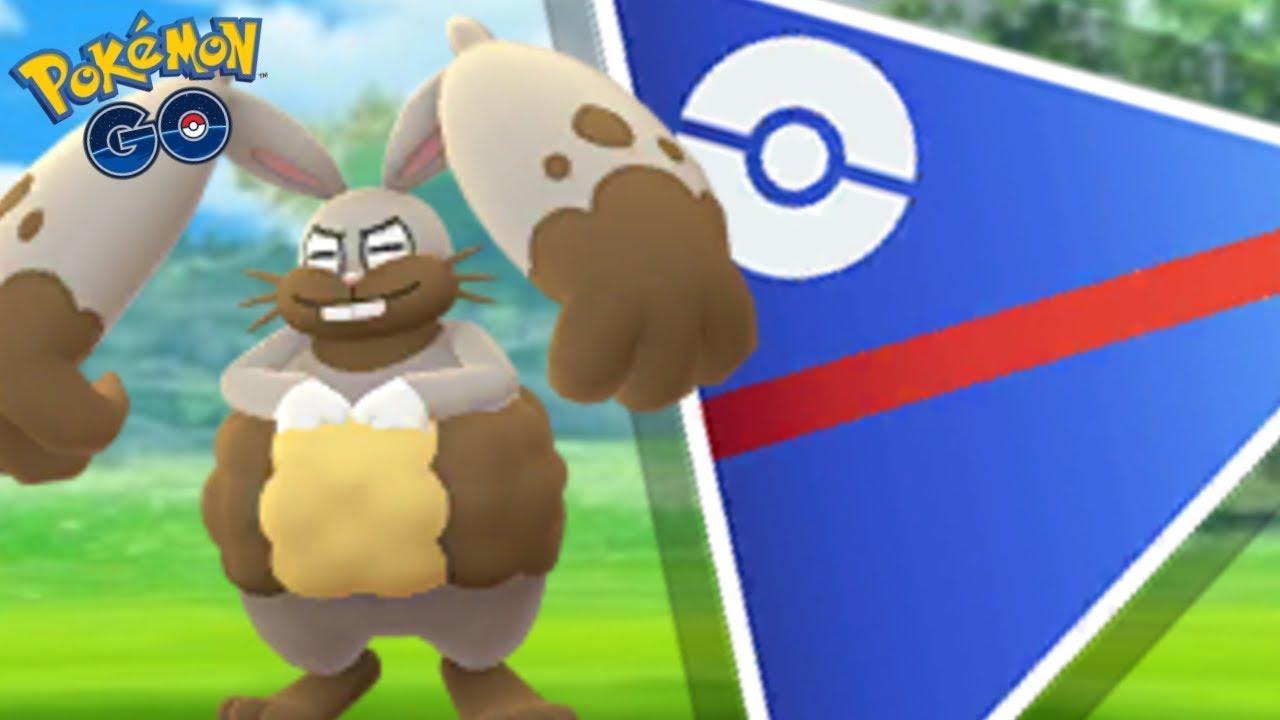 Pokemon Go Diggersby