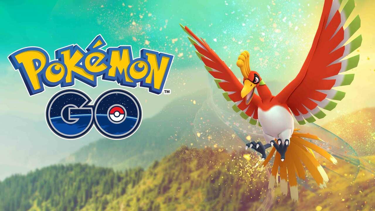 Pokemon Go Ho-Oh