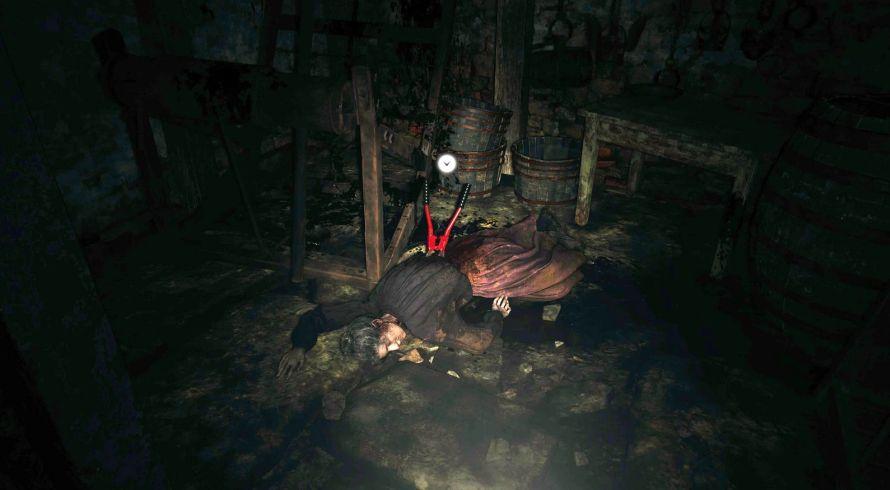Resident Evil Maiden