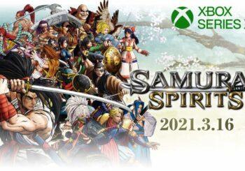 Samurai Shodown: in arrivo su Xbox Series X