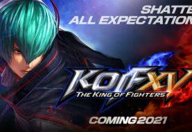 The King of Fighters XV: annunciato ufficialmente