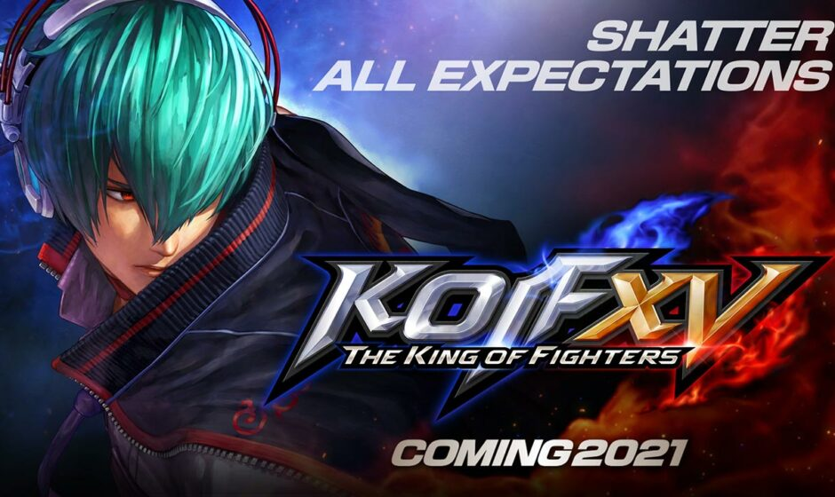 The King of Fighters XV: annunciato ufficialmente