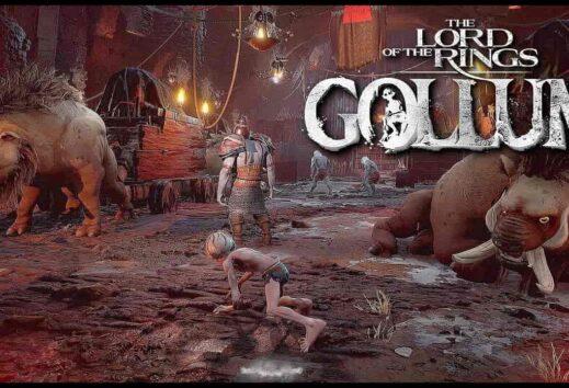 Nacon distribuirà The Lord Of The Rings: Gollum